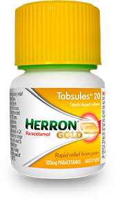 Herron® Gold Bottle 20 Pack